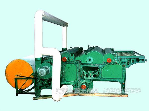 6MKT2300大型被套一次成型弹花机